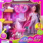 Кукла defa lucy беременная кукла 74